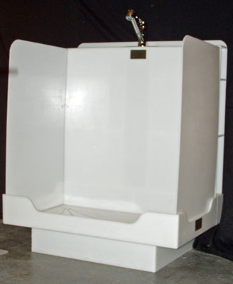 Dog Groomers Sinks Cleanmaster Sinks Model Ultra 50