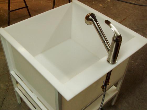 Deep Tub Sink